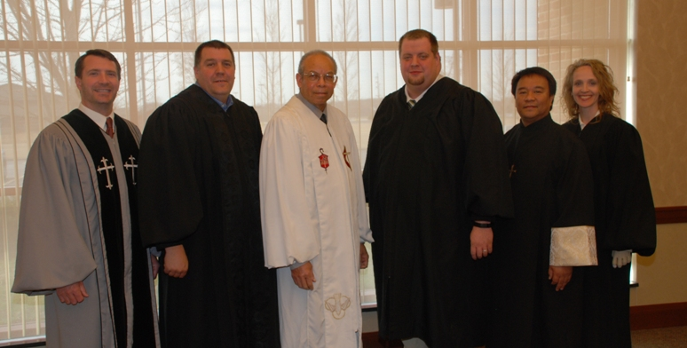 Class of 2014 Commissioned Probationary Elders