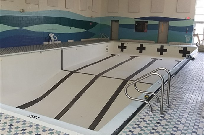 Chaddock pool renovation is a GO!