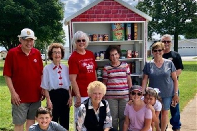 Island Grove UMC addressing food insecurity