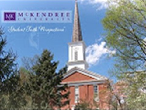 McKendree University -- Student Faith Perspectives