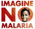 Imagine No Malaria moment