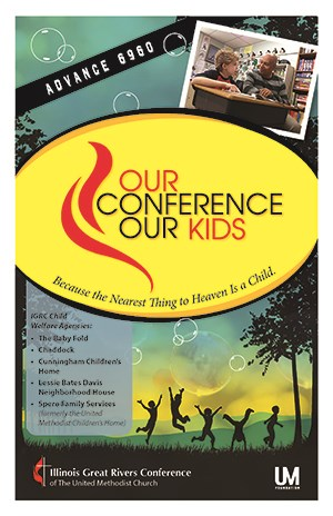 Our Conference, Our Kids bulletin insert